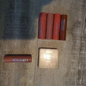 L.A colors lipstick bundle NWOT